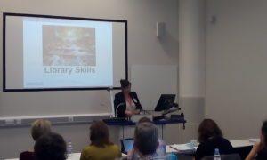 Swansea Employability Teachmeet