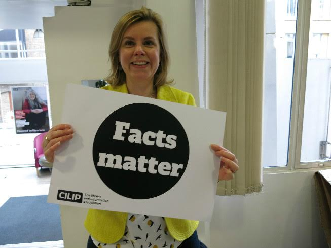 Jane Secker #FactsMatter