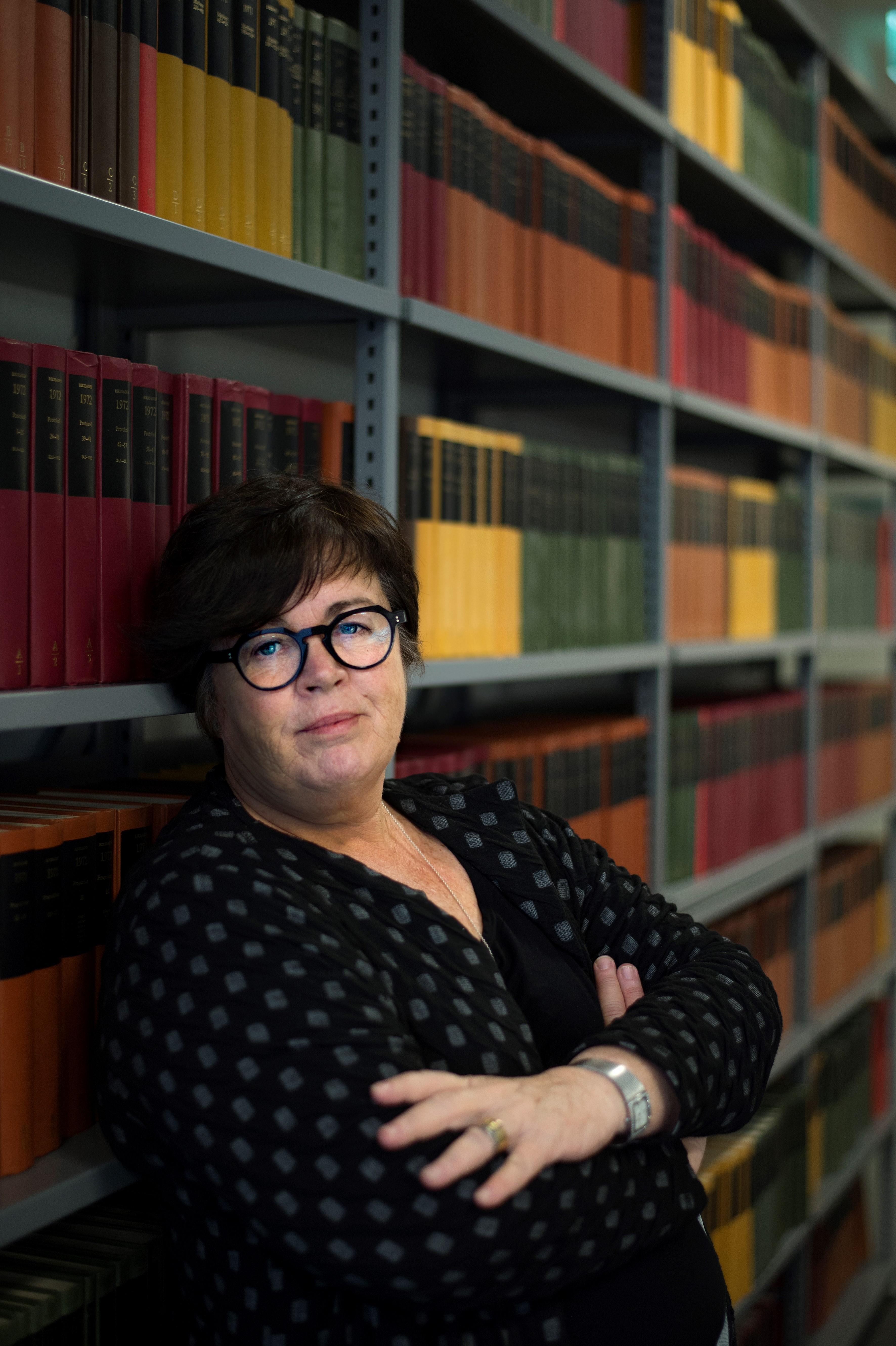 Professor Annemaree Lloyd