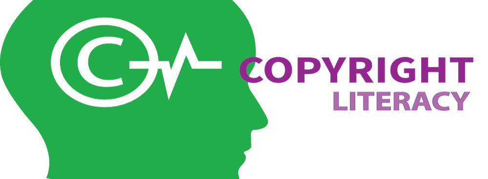 Copyright Literacy. Icon by Freepik at Flaticon.com