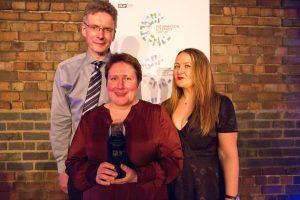 University of Bolton award winners