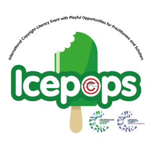 Icepops (International Copyright-Literacy Event with Playful Opportunities for Practitioners and Scholars)