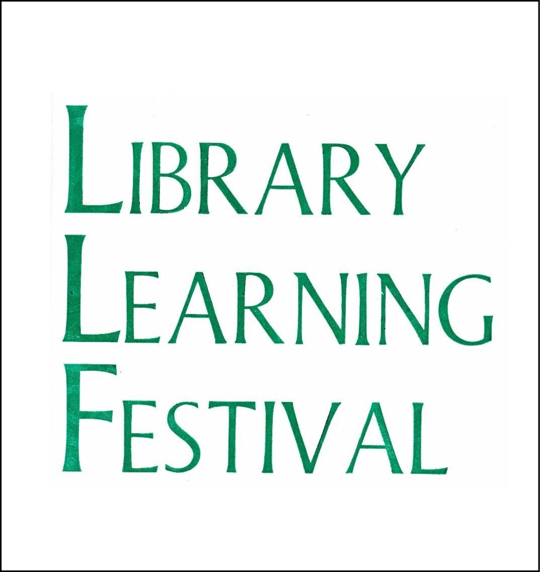 Library Learning Festival logo