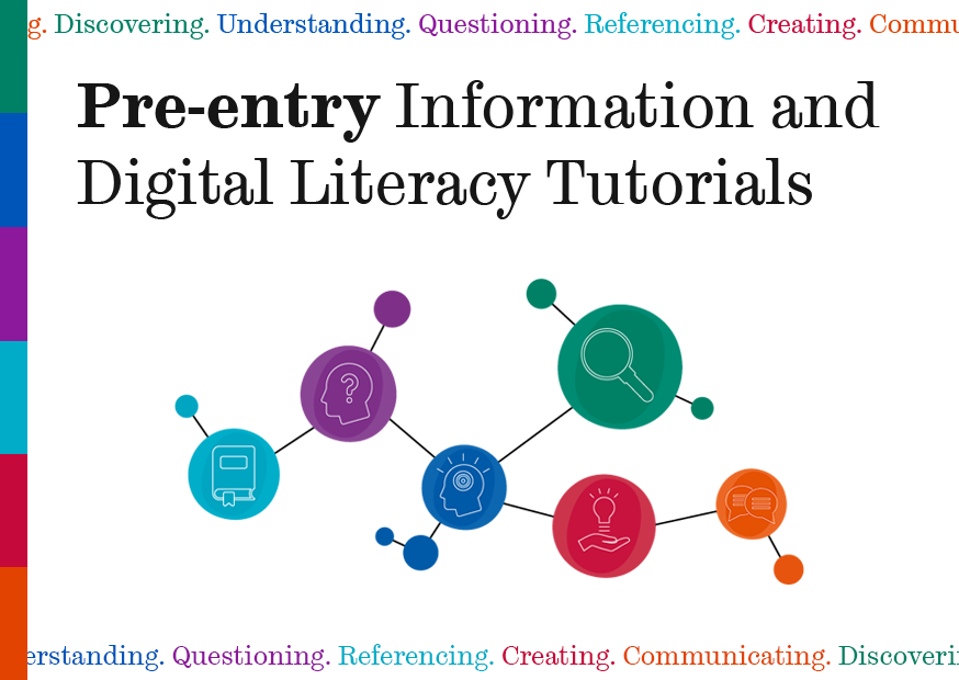 Information & Digital Literacy Tutorials