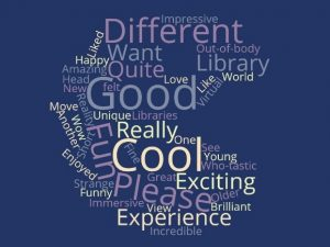 Dr Who wordcloud