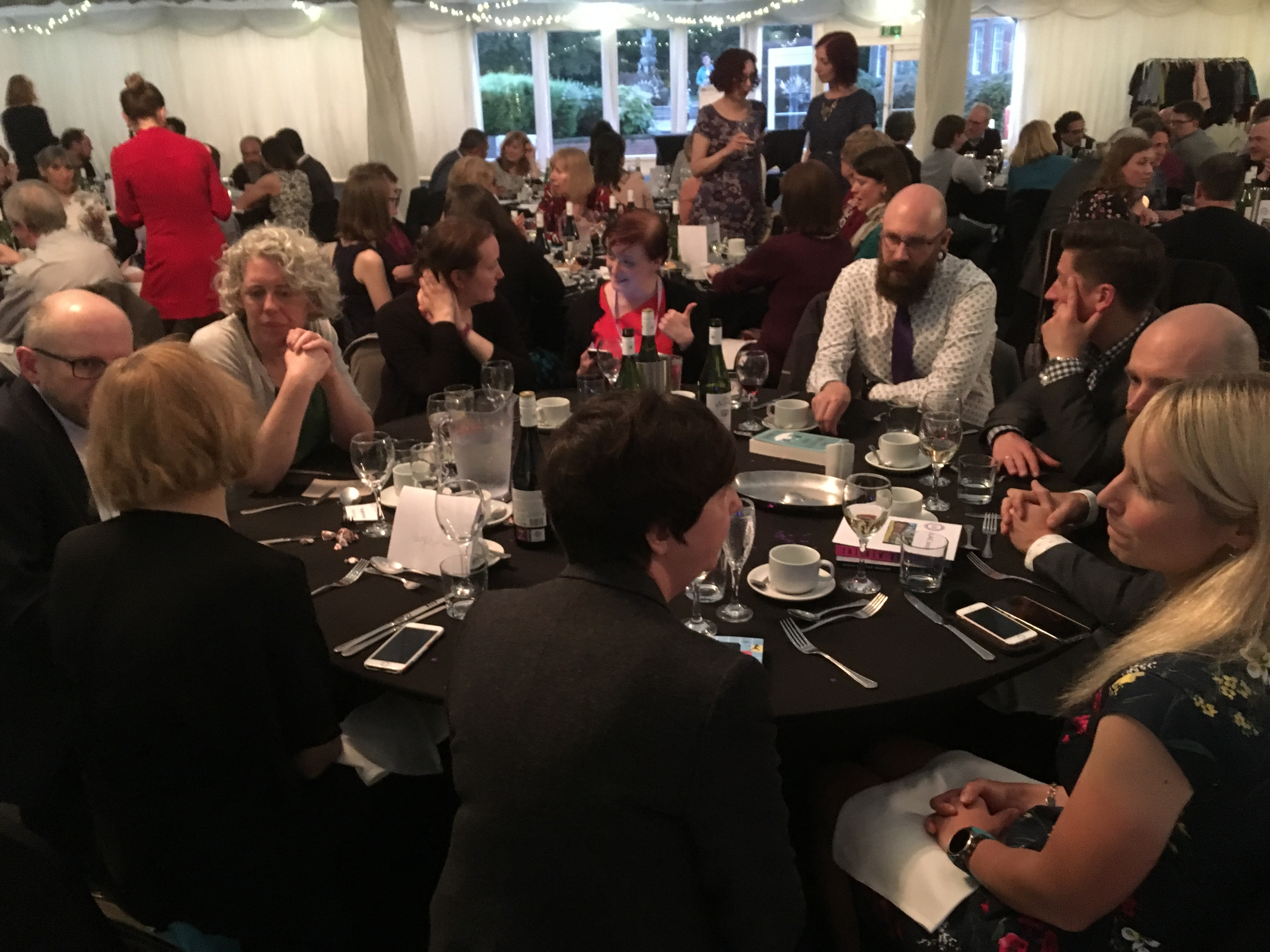 LILAC 2019 Conference Dinner