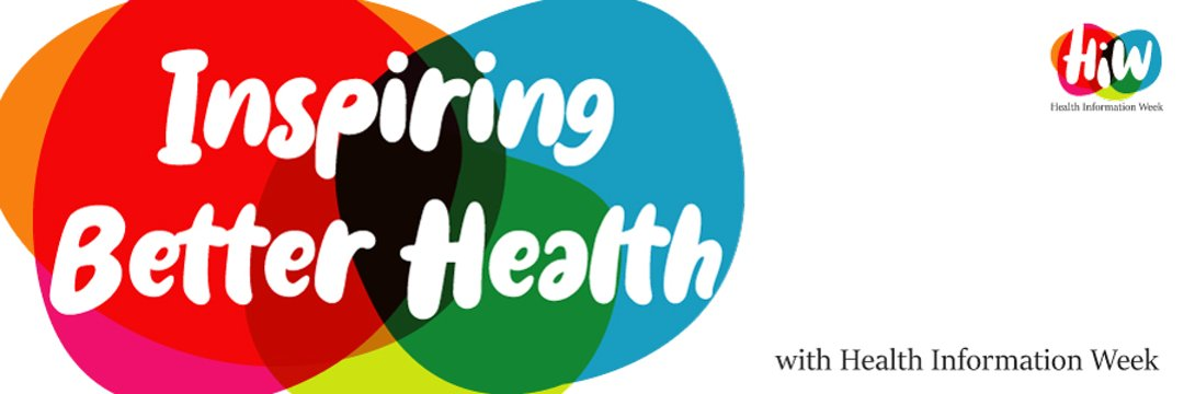 Health Information Week 2021 logo